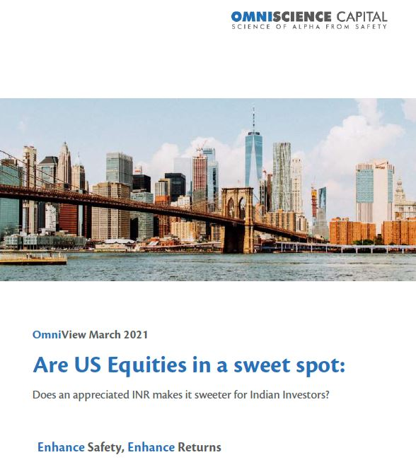 Are US equities in sweet spot?